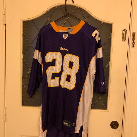 003db1e13101b NFL Minnesota Vikings jersey